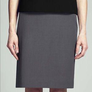 MM LaFleur Noho Skirt Charcoal Size 6